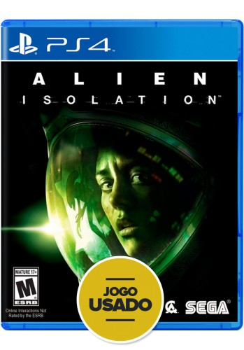 Alien: Isolation - PS4 (Usado)