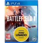 Battlefield 1 - PS4 ( Usado )