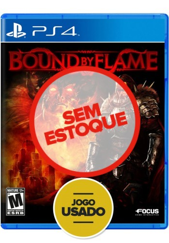 Bound by Flame (seminovo) - PS4