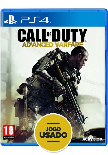Call of Duty: Advanced Warfare (seminovo) - PS4
