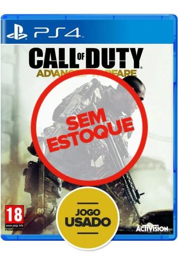 Call of Duty: Advanced Warfare (seminovo) - PS4