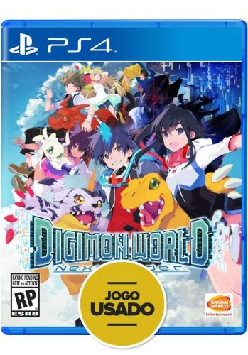 Digimon World: Next Order - PS4 ( Usado )