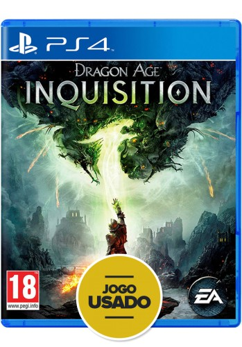 Dragon Age: Inquisition (seminovo) - PS4
