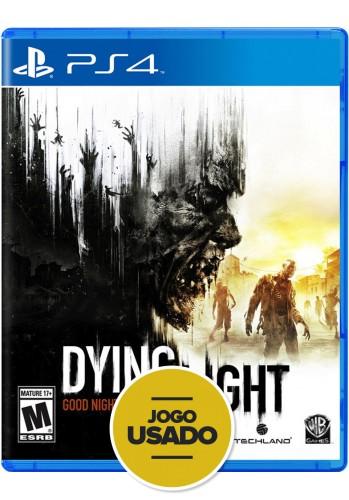 Dying Light (seminovo) - PS4
