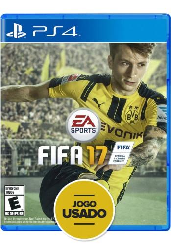 Fifa 17 - PS4 ( Usado )