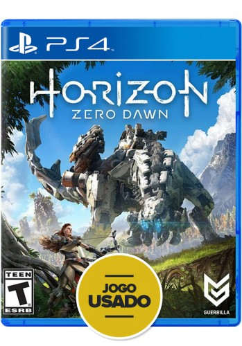 Horizon: Zero Dawn - PS4 ( Usado )