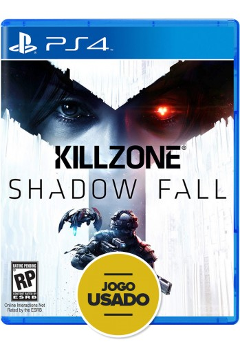 Killzone: Shadow Fall (seminovo) - PS4