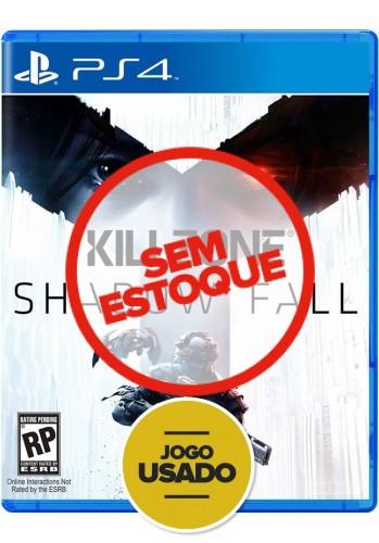 Killzone: Shadow Fall (seminovo) - PS4