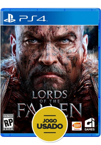 Lords of the Fallen - PS4 ( Usado )
