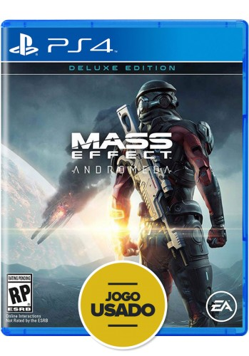 Mass Effect: Andromeda - PS4 ( Usado )