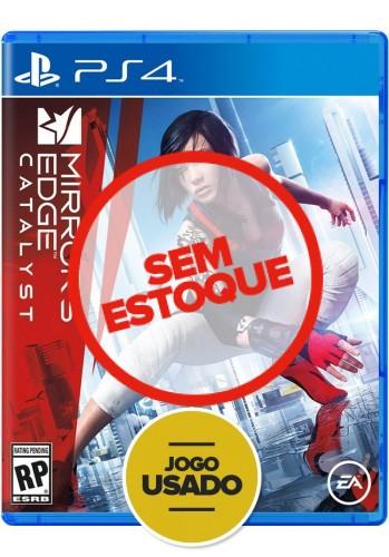 Mirror's Edge Catalyst - PS4 (Usado)