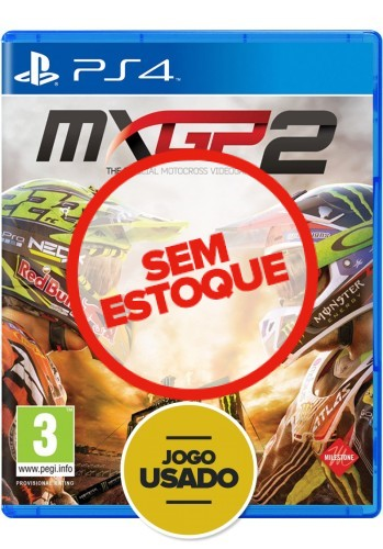 MXGP2 - PS4 ( Usado )