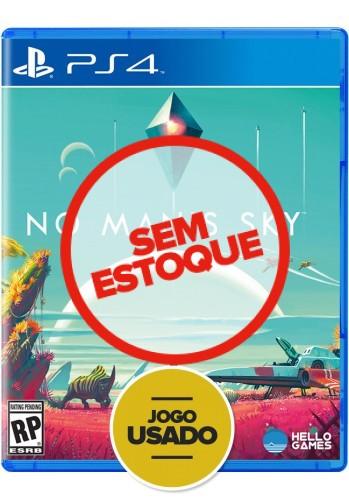 No Man's Sky - PS4 ( Usado )