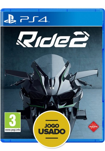 Ride 2 - PS4 (Usado)