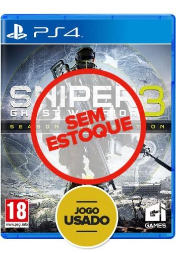 Sniper Ghost Warrior 3 - PS4 ( Usado )