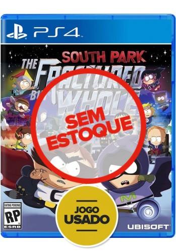 South Park - A Fenda Que Abunda Força - PS4 (Usado)