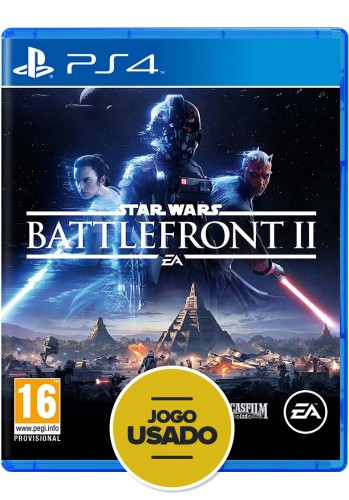Star Wars - Battlefront II - PS4 (Usado)