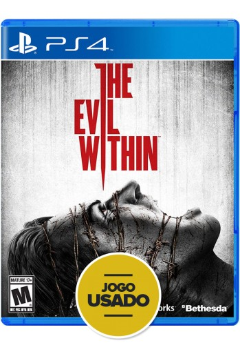 The Evil Within (seminovo) - PS4