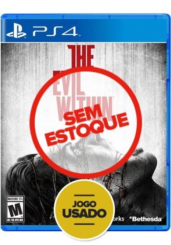 The Evil Within (seminovo) - PS4