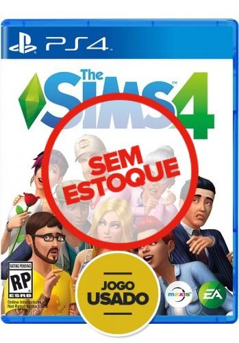 The Sims 4 - PS4 (Usado)