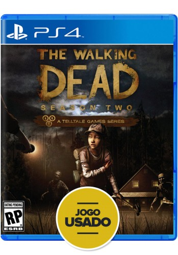 The Walking Dead Season Two (seminovo) - PS4