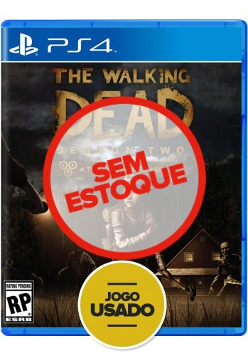 The Walking Dead Season Two (seminovo) - PS4
