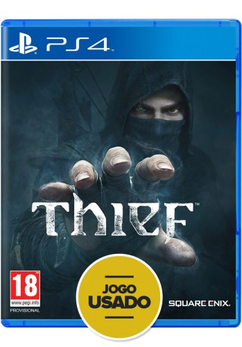 Thief (seminovo) - PS4