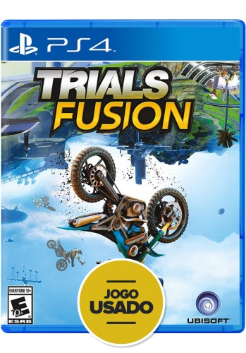 Trials Fusion - PS4 (Usado)
