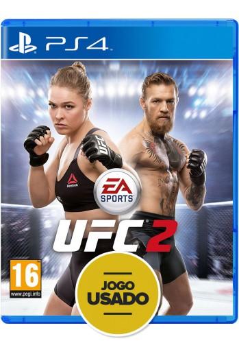 UFC 2 (seminovo) - PS4