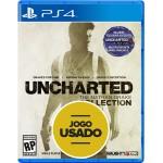 Uncharted: The Nathan Drake Collection - PS4 ( Usado )