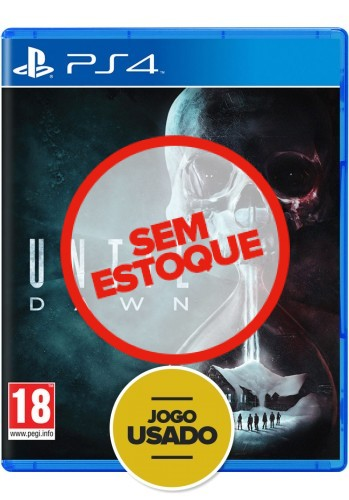 Until Dawn (seminovo) - PS4