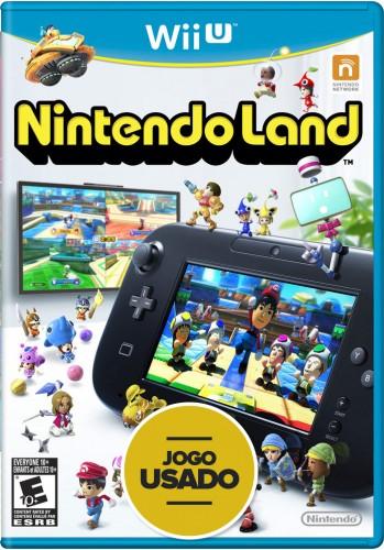 Nintendo Land - WiiU ( Usado )