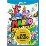 Super Mario 3D World - WiiU ( Usado )