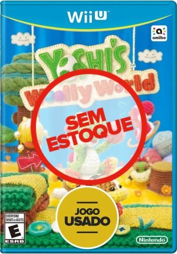 Yoshi's Woolly World - WiiU ( Usado )
