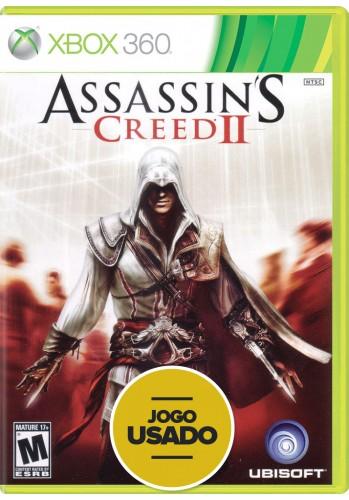 Assassin's Creed 2 - Xbox 360 (Usado)