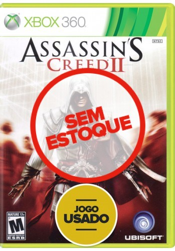 Assassin's Creed 2 - Xbox 360 (Usado)