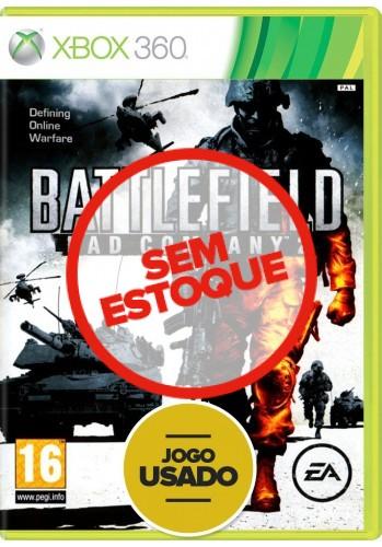 Battlefield: Bad Company 2 - Xbox 360 (Usado)