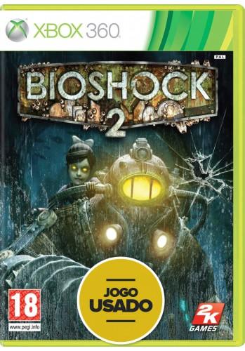Bioshock 2 (seminovo) - Xbox 360