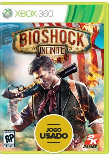 Bioshock: Infinite (seminovo) - Xbox 360