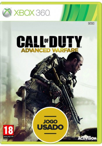 Call of Duty: Advanced Warfare (seminovo) - Xbox 360