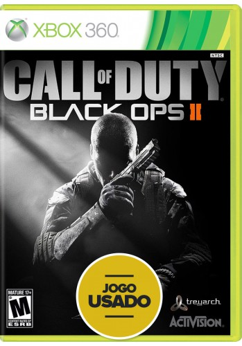 Call of Duty Black Ops 2 (seminovo) - Xbox 360