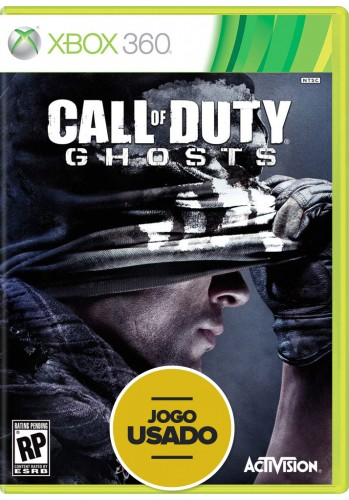 Call of Duty Ghosts (seminovo) - Xbox 360