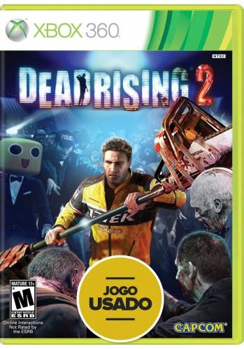 Dead Rising 2 (seminovo) - Xbox 360