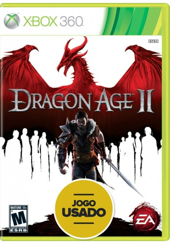 Dragon Age II (seminovo) - Xbox 360