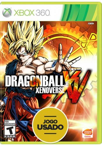 Dragon Ball Xenoverse (seminovo) - Xbox 360