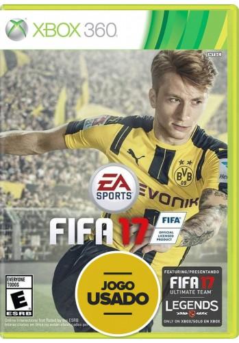 FIFA 17 - Xbox 360 (Usado)