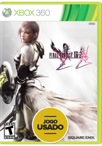 Final Fantasy XIII-2 (seminovo) - Xbox 360