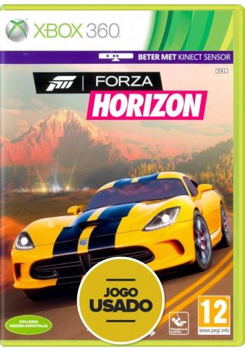 Forza Horizon (seminovo) - Xbox 360