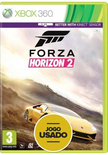Forza Horizon 2 (seminovo) - Xbox 360
