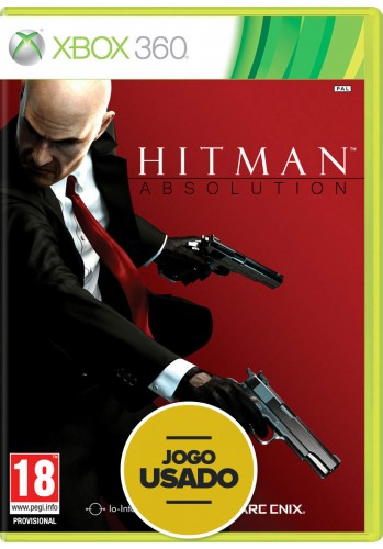 Hitman Absolution  (seminovo) - Xbox 360